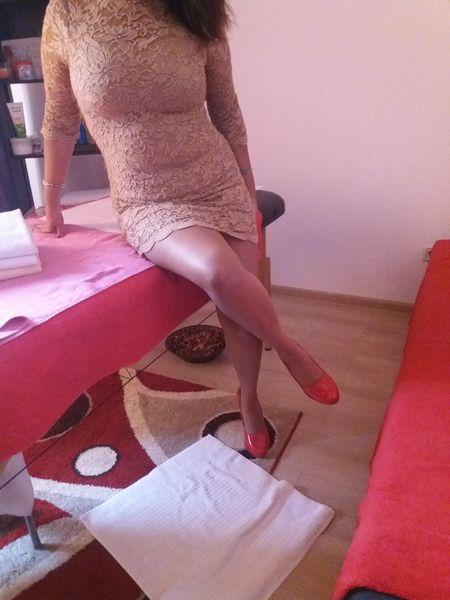 masaj la picioare pentru erecție